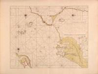 Lot 10 - Gerard van Keulen (Dutch 1678-1727) A NAVAL...