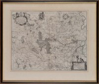 Lot 12 - Willem Janszoon Blaeu (Dutch 1571-1638)...