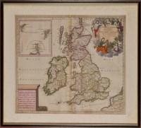 Lot 15 - G*** Valck (Dutch 17th Century) ''LES ISLES...