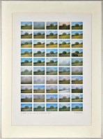 Lot 18 - Paul Aston (Contemporary) ''A YEAR IN THE LIFE...