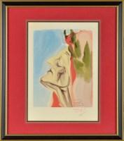 Lot 20 - Salvador Dali (Spanish 1904-1989) ''DIVINE...