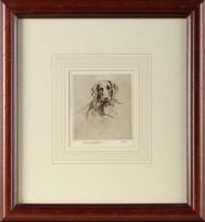 Lot 27 - Henry Wilkinson (1921-2001) A PORTRAIT OF A...