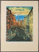 Lot 56 - Thomas ''Tom'' McGuinness (1926-2006) ''PARADE...
