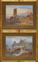 Lot 80 - E*** Nevil (Late 19th Century) ''MALINES'' AND...