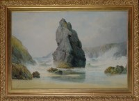 Lot 82 - William Casley (1852-1918) ''STEEPLEROCK,...