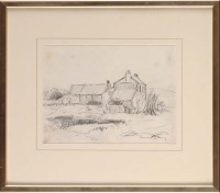 Lot 99 - John Atkinson (1863-1924) A STUDY OF FARM...