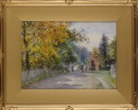 Lot 101 - John Atkinson (1863-1924) ''COACH ROAD,...