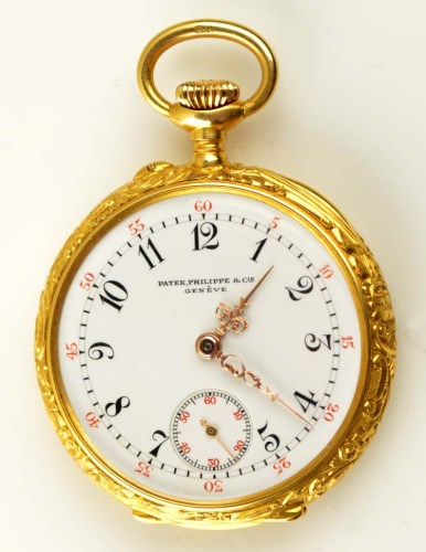 Lot 745-Patek Philippe & Co., Cie, Geneve: an early...