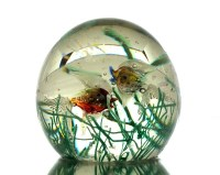 Lot 89 - Manner of Barbini: a 1960's Murano paperweight...