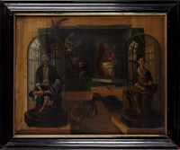 Lot 442-Attributed to Gabriel-Germain Joncherie...