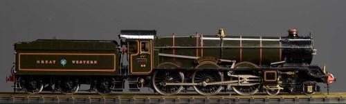 Lot 1120-A Gauge 1 Aster spirit fired Great Western...