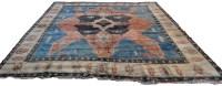 Lot 1799-A mid 20th Century Turkish Ushak style carpet,...