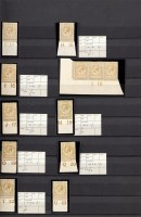Lot 945-A good album of stamps, to include: King George V ...