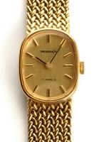 Lot 709-A Regency lady's wristwatch, with gilt case,...