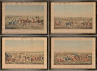 Lot 6 - After Henry Thomas Alken (1785-1851) ''THE...