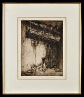 Lot 7 - Sir Frank William Brangwyn (1867-1956) A...