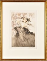 Lot 9 - Louis Icart (American/French 1888-1950)...