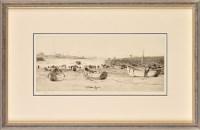 Lot 16 - William Lionel Wyllie, RA, RBA, RE, RI, NEAC...