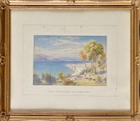 Lot 32 - Charles Rowbotham (1877-1914) ''CLARENS, LAKE...