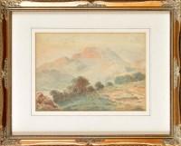 Lot 33 - John Wilson Hepple (1886-1939) A VIEW IN...