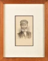 Lot 62A - Gaston Charles Vuillier (1847-1915) A BUST...