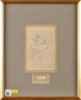Lot 64 - Henry ''Harry'' Furniss (1854-1925) ''RAPID...
