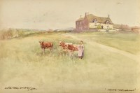 Lot 73 - Victor Noble Rainbird (1888-1936) ''PLASHETTS,...