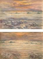 Lot 76 - Victor Noble Rainbird (1888-1936) ''LONELY...