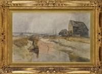 Lot 79 - George Edward Horton (1859-1950) A HOUSE...