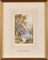 Lot 82 - Henry ''Harry'' James Sticks (1867-1938)...