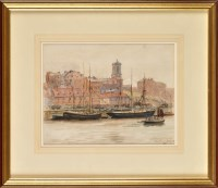 Lot 85A - Robert Jobling (1841-1923) ''ST. MARY'S,...