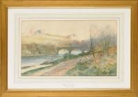 Lot 90 - Thomas Swift Hutton (1860- after 1935)...