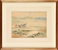Lot 93 - Victor Noble Rainbird (1888-1936) ''A BREEZY...