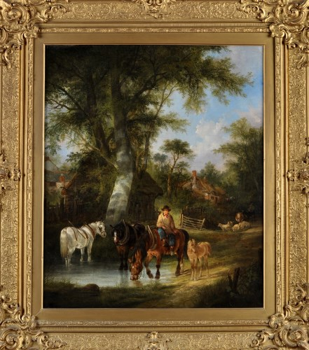 Lot 267-Attributed to William Joseph Shayer, jnr....