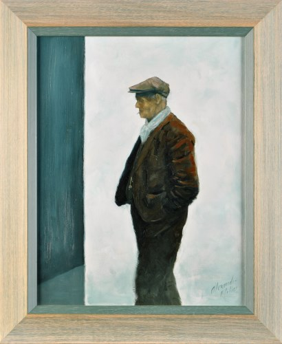 Lot 406-Alexander Millar ''GADGIE'' - A THREE-QUARTER...