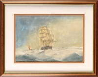 Lot 149-Clarkson Stanfield, RA, HRSA (1793-1867) A...