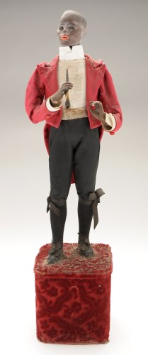Lot 961-A ''Gentleman Smoker'' musical automaton, by...