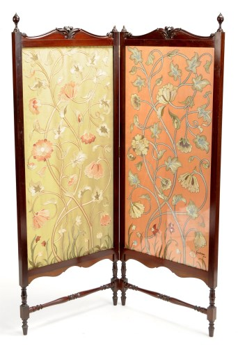 Lot 1193-John Henry Dearle and May Morris for Morris and...