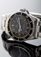 Lot 788-Rolex Submariner: a very rare stainless steel...