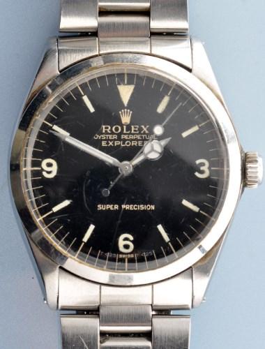 Lot 630 - Rolex Oyster Perpetual Explorer Super...