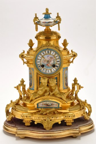 Lot 917 - Japy Freres Et Cie: a late 19th Century French...