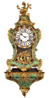 Lot 926-D'Ey, Paris: a large Louis XV style ormolu and...