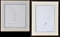Lot 10 - Ernst Caramelle ''No Difference'' Signed and...