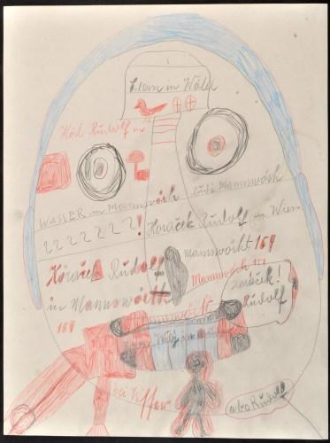 Lot 39-Rudolf Horacek ''Kopf'' 1980 Signed and inscribed ...