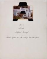 Lot 41-Peter Hutchinson ''Alphabet Cottage'' (About a...