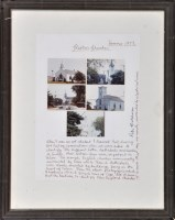 Lot 44 - Peter Hutchinson ''Electric Churches'' 1973...
