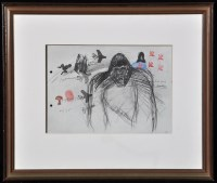 Lot 48 - Rolf Iseli ''King Kong'' 1975 Photolithograph...