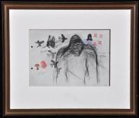 Lot 49 - Rolf Iseli ''King Kong'' 1975 Photolithograph...