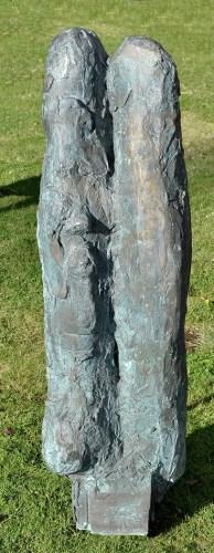 Lot 68-Per Kirkeby ''Arm und Kopf VII'' 1983 Bronze 76 x ...
