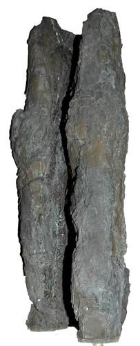 Lot 70-Per Kirkeby ''Læsø - Kopf III'' 1983 Bronze...